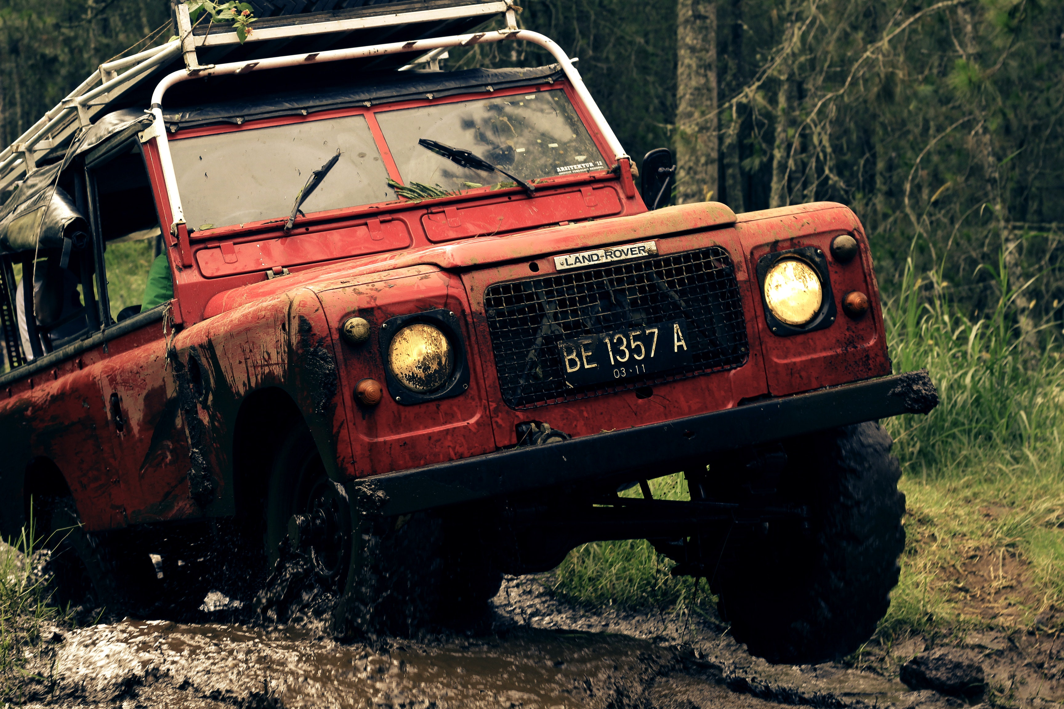 Brodos Adventure Club Offroad Training