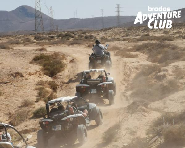 Brodos Adventure Club - Buggy Tour auf Fuerteventura
