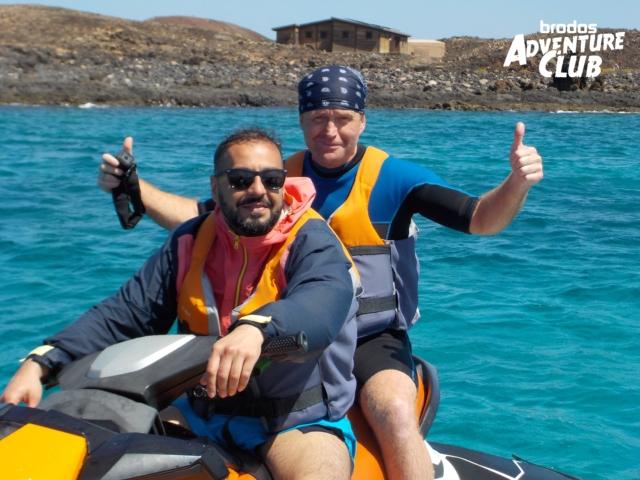 Brodos Adventure Club Jetski Tour Fuerteventura