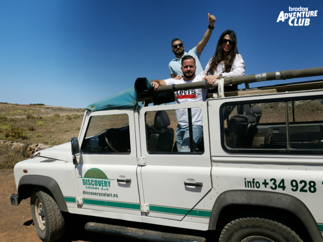 Brodos Adventure Club Jeep Tour Fuerteventura