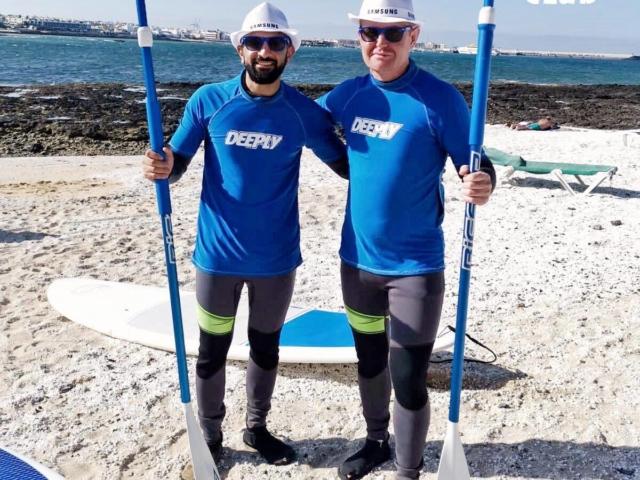 Brodos Adventure Club Stand Up Paddling Fuerteventura