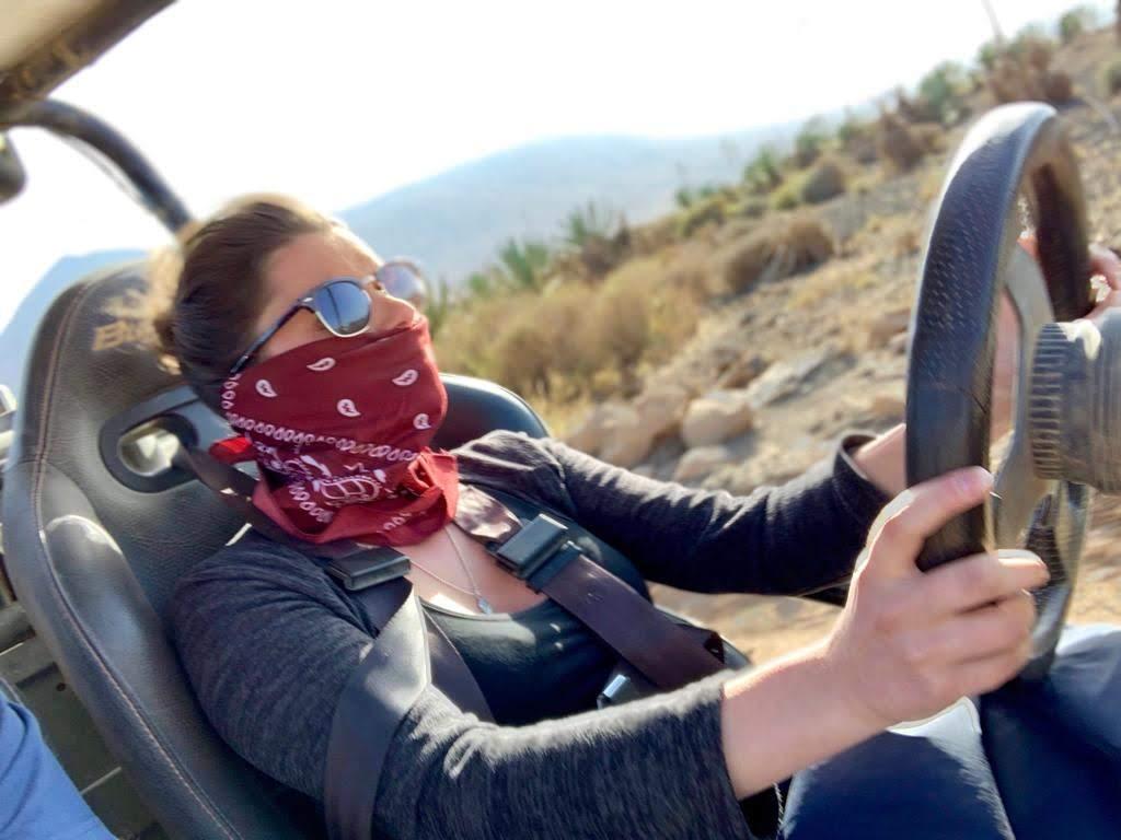 Voll Gas am Steuer, Buggy Adventure Fuerteventura