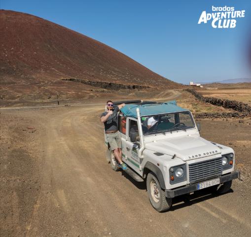 Jeep Adventure Brodos