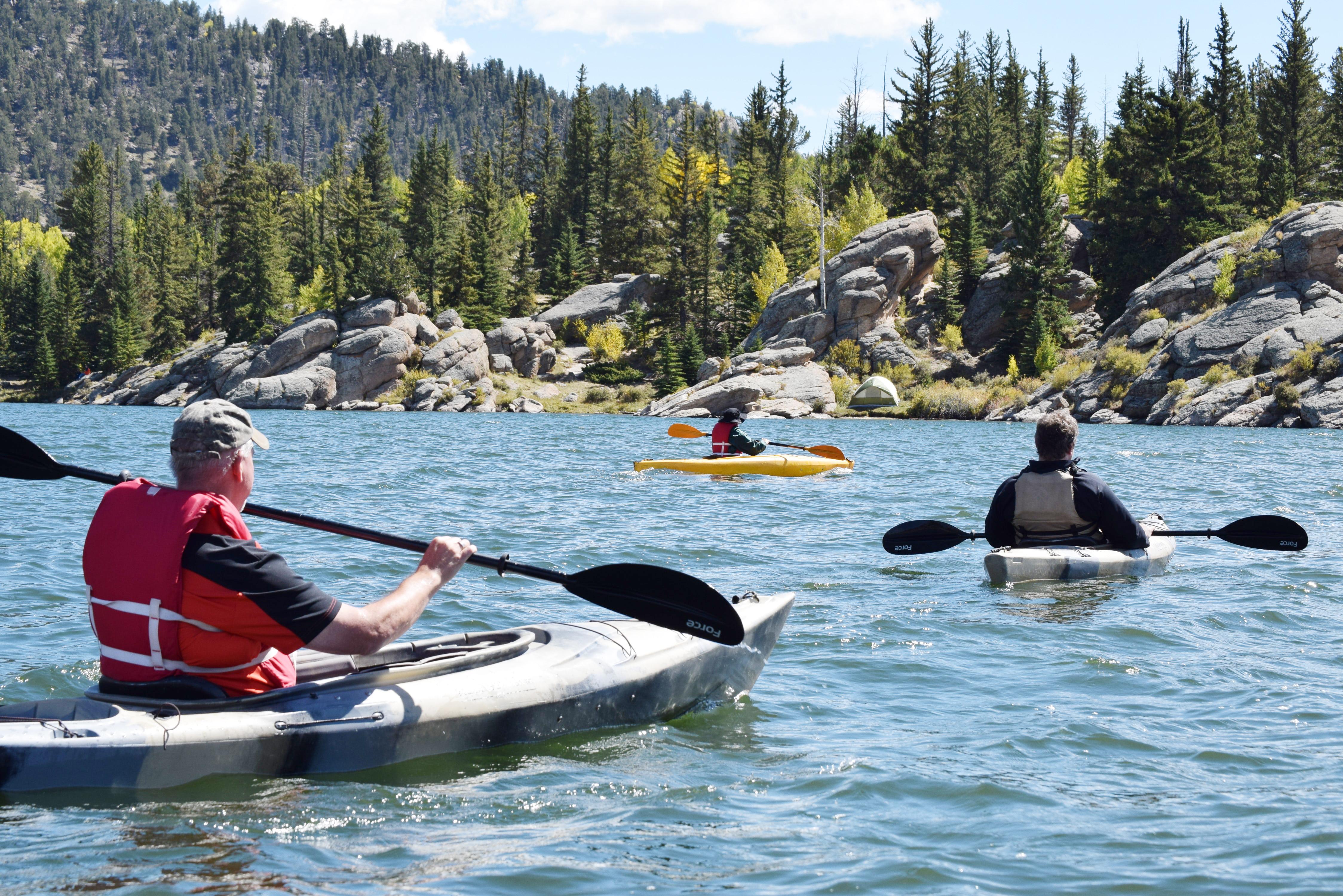 Kanufahren in Kanada mit Brodos Adventure