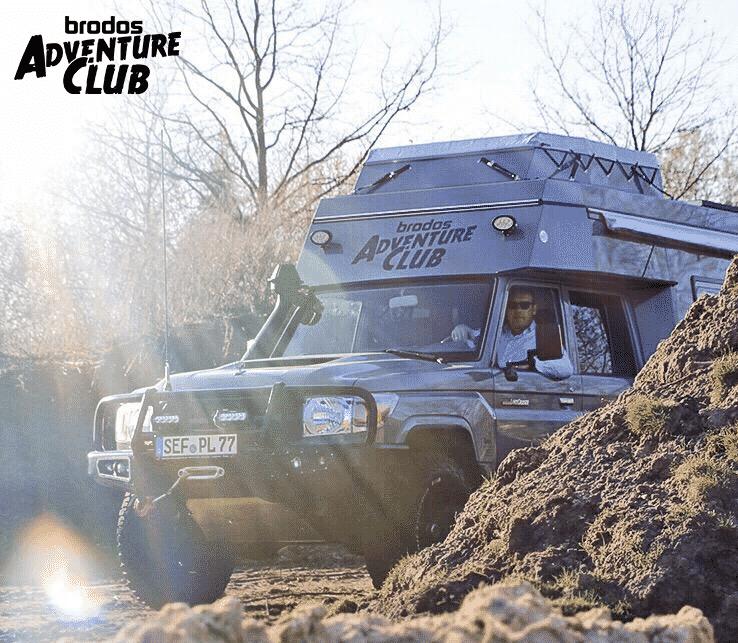 Wer kommt mit zum Abenteuertrip durch die Wüste mit dem eigenen Fahrzeug?