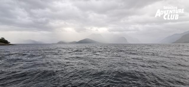 Fjord beim Brodos Norwegen Adventure 2019
