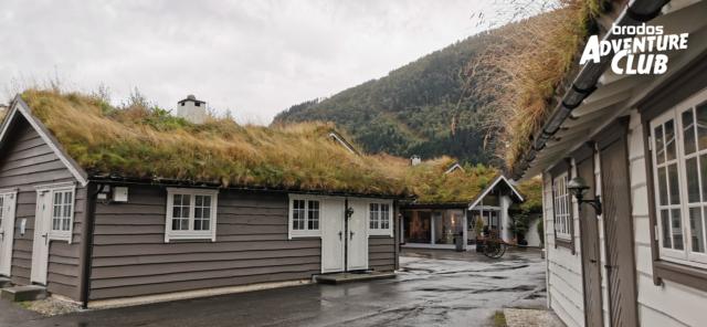 Sagafjord Hotel - Tag 1 Brodos Norwergen Adventure