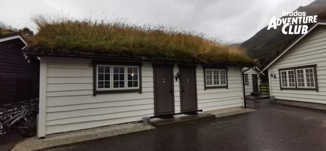 Sagafjord Hotel in Sæbø - Brodos Adventure Norwegen